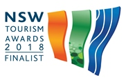 nsw tourism awards finalist