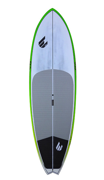 ECS Board - Stand Up Paddle - Wideboy