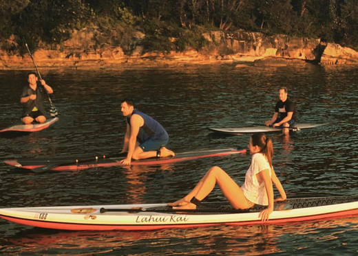 Anzac Social SUP Paddle