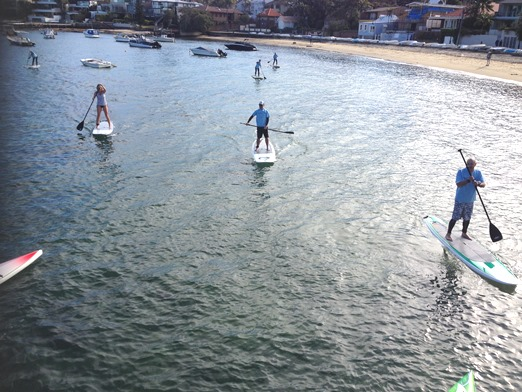 easter social paddle