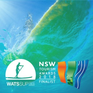 watssup finalist nsw tourism awards