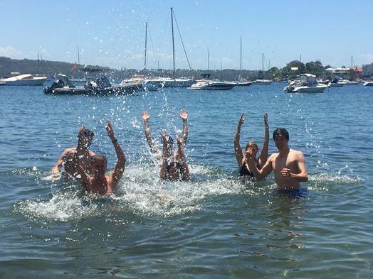 watsons bay fun stand up paddling