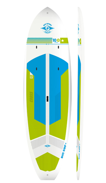 bic sup board cross 10'