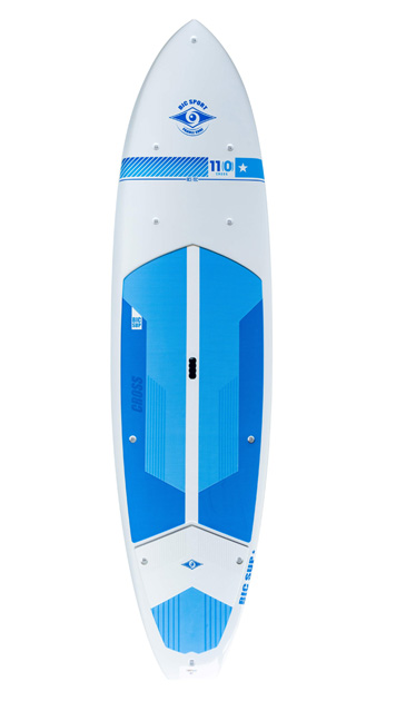 bic sup board cross 11'